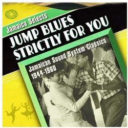 Jamaica Selects Jump Blues Strictly For You - Różni Wykonawcy (Płyta CD)