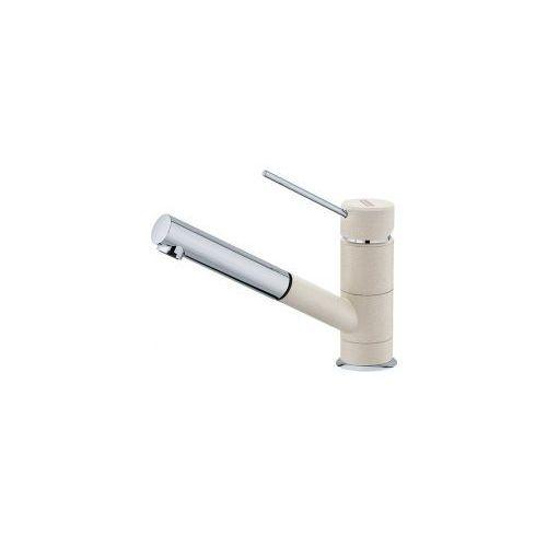 Bateria FRANKE Sirius Top Pull - Out CHROM/KREMOWY 115.0476.655 wyciągana wylewka