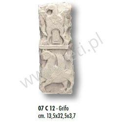 Dekor Antyczny Marmurowy GRIFO 13,5x32,5 cm