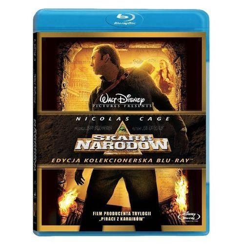 Filmy przygodowe, Skarb narodów 2: Księga Tajemnic (Blu-Ray) - Marianne Wibberley, Cormac Wibberley