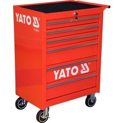 Szafka serwisowa YATO YT-0913 6 szuflad + DARMOWY TRANSPORT!