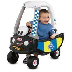 Samochód Cozy Coupe Policja model 1. Darmowy odbiór w niemal 100 księgarniach!