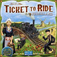 Gry dla dzieci, Wsiąść do Pociągu Holandia - Rebel