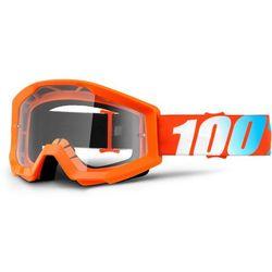 100% Strata Anti Fog Clear Gogle Dzieci, orange 2019 Okulary przeciwsłoneczne dla dzieci Przy złożeniu zamówienia do godziny 16 ( od Pon. do Pt., wszystkie metody płatności z wyjątkiem przelewu bankowego), wysyłka odbędzie się tego samego dnia.
