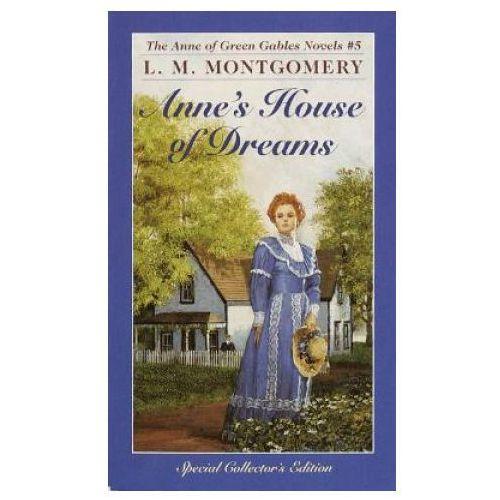 Książki do nauki języka, Anne`s House of Dreams (opr. miękka)