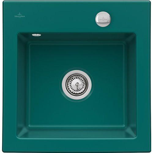 Villeroy & Boch Subway 50 S 33150250 >>Odbierz rabat nawet do 300 PLN<< - 50 Emerald \ Automatyczny