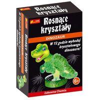 Kreatywne dla dzieci, Zabawna chemia - Rosnące kryształy: Dinozaur - Ranok-Creative