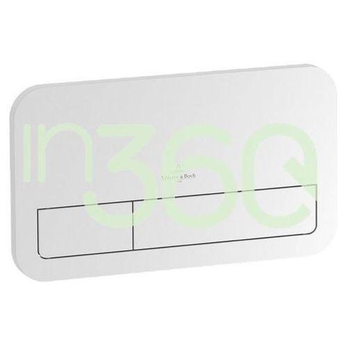 viconnect przycisk do wc biały 92249068 marki Villeroy & boch