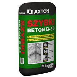 Wylewka betonowa SZYBKI BETON B-30 25kg KREISEL