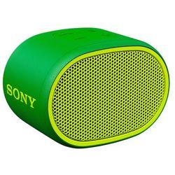 SONY Bluetooth SRS-XB01 Zielony SRSXB01G.CE7