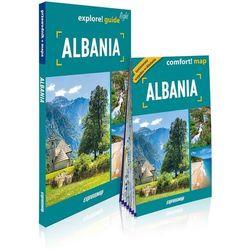 Explore! guide light Albania (przewodnik + mapa) - Izabela Nowak (opr. broszurowa)