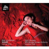 Koncerty muzyki klasycznej, Mozart Concert Arias (CD)