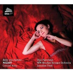 Mozart Concert Arias (CD)