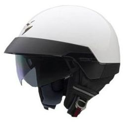 SCORPION KASK EXO-100 SOLID WHITE