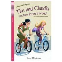 Książki do nauki języka, Junge ELI Lekturen - Tim und Claudia suchen ihren Freund + CD Audio (opr. miękka)