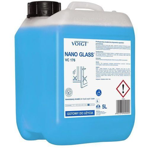 Pozostałe do mebli, Voigt NANO GLASS 5l VC176 Nanotechnologia do szyb luster