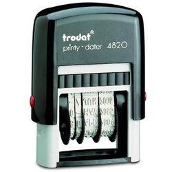 Datownik TRODAT 4820 POLSKA 4 mm - X06304
