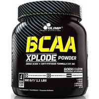 Aminokwasy, OLIMP BCAA XPOLDE POWDER 500G ICE TEA