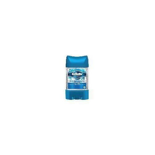 Antyperspiranty męskie, Dezodorant Gillette Endurance Cool Wave antyperspiracyjny w żelu 75 ml