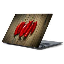 Naklejka na laptopa - Pikantne chili 4485