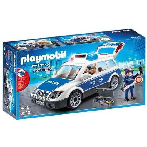 Policja dla dzieci, Playmobil City Action: Radiowóz policyjny (6920)