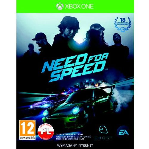 Gry na Xbox One, Need For Speed (Xbox One)