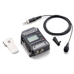 ZooM F1-LP cyfrowy rejestrator przenośny z mikrofonem typu lavalier Płacąc przelewem przesyłka gratis!