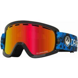 gogle snowboardowe DRAGON - Dr Lil D Base Ion Dartblue Llredion (401) rozmiar: OS