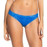 Stroje kąpielowe, strój kąpielowy ROXY - Pop Surf Reg Bottom Princess Blue Texture Flower (XWBB)