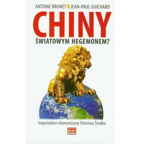Biblioteka biznesu, Chiny światowym hegemonem? (opr. miękka)