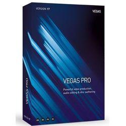 VEGAS PRO 17 (BOX) PROFESJONALNA EDYCJA WIDEO - Certyfikaty Rzetelna Firma i Adobe Gold Reseller