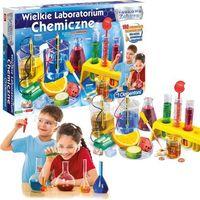 Kreatywne dla dzieci, Wielkie Laboratorium Chemiczne - Clementoni