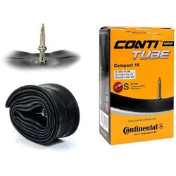 "CO0181121 Dętka Continental Compact 16'' x 1,25"" - 1,75'' wentyl presta 42 mm"