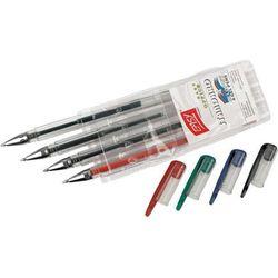 Easy, Długopisy żelowe, 4 kolory