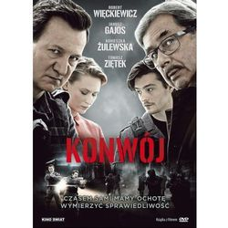 Konwój (DVD) + Książka