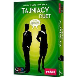 Tajniacy: Duet - Rebel DARMOWA DOSTAWA KIOSK RUCHU