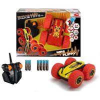 Jeżdżące dla dzieci, DICKIE samochodzik zdalnie sterowany RC Mini Flippy, 2 kanały