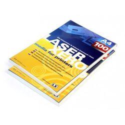 Folia do drukarek atramentowych Argo, bezbarwna, 100 mic, format A4, opakowanie 50 arkuszy - Rabaty - Porady - Hurt - Negocjacja cen - Autoryzowana dystrybucja - Szybka dostawa