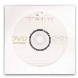 Płyta DVD-R Titanum 4,7GB x8 koperta