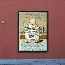 Plakaty w stylu retro Plakaty w stylu retro Zabawny radziecki druk I Love Order