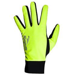 ROGELLI LAVAL cienkie rękawiczki sportowe, membrana 006.104 fluor Rozmiar: M,006.104