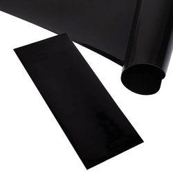 Podkładka na biurko 100x70x0,05cm mata pod krzesło, fotel biurowy czarna