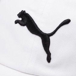 Puma ESSENTIALS Czapka z daszkiem white