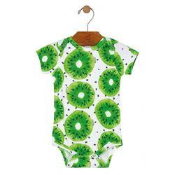 Body niemowlęce z krótkim rękawem 6T38A6 Oferta ważna tylko do 2023-06-29