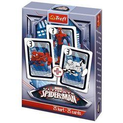Karty Spider-Man - gra Piotruś