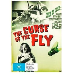 Movie - Curse Of The Fly