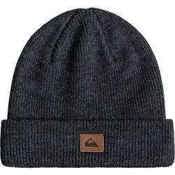 Quiksilver czapka zimowa Performed Dark Charcoal Heather - BEZPŁATNY ODBIÓR: WROCŁAW!