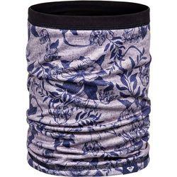 komin ROXY - Lana Collar Heather Grey Botanical Flowers (SJE1) rozmiar: OS