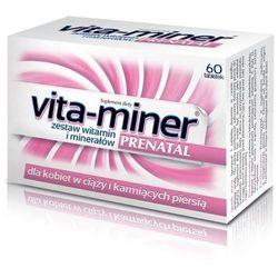Vita-miner Prenatal tabl. 60