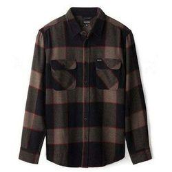 koszula BRIXTON - Bowery L/S Flannel Htgch (HTGCH) rozmiar: L